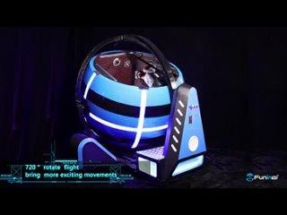Аттракцион виртуальной реальности «Space-Time Shuttle Simulator»