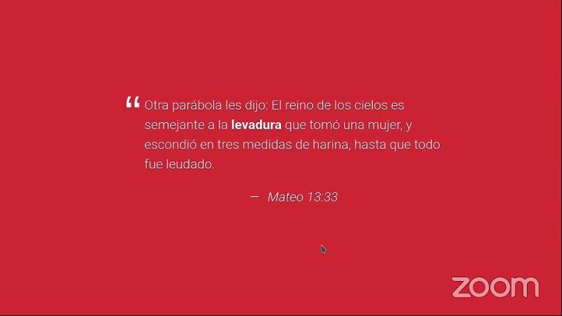 Guardémonos de la levadura | Mateo 1333 16-6 | Enseñanza Ezra