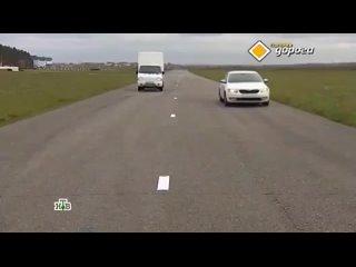 Правила обгона и для чего нужен кикдаун в автомобиле все это в сюжете передачи quotГлавная дорогаquot(360p).mp4
