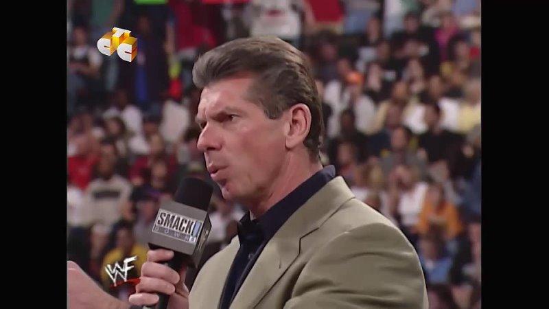 WWF «SmackDown!» (19.04.2001) | «Мировой рестлинг» на канале СТС | World Wrestling Federation (на русском языке) | WWE
