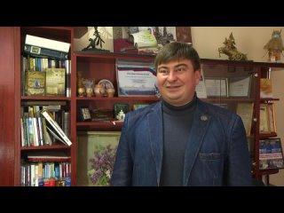 Поздравляет Дмитрий Сидоров