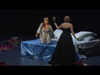 "Г. Ф. Гендель ""Семела""(Бартоли, Opernhaus Цюрих) 2007 / Handel - Semele (Opernhaus Zurich) 2007"