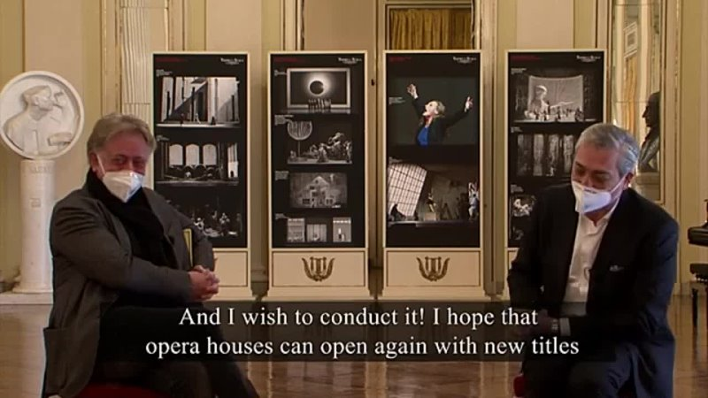 Concerto M° Luisotti Solisti Maria Agresta e Francesco Meli