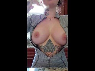Christy Mack трясет сиськами на камеру  porn 18+ hd sex anal milf big tits big ass incest gangbang hardcore 720