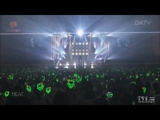 17 HEAT ----  DATV kim hyun joong Inner Core Japan Tour Concert 23 09 2017 (1080p).mp4