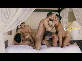 [Lucas Entertainment] Marco Antonio, Sir Peter, Allen King, Silver Steele & Valentin Amour