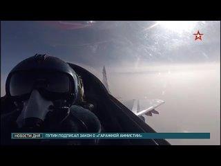 Как «Русские Витязи» и «Стрижи» готовятся к Параду Победы