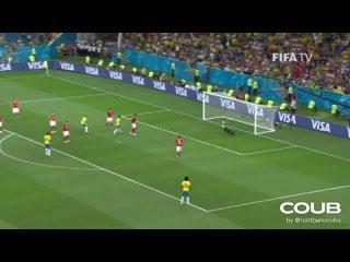 Гол Коутиньо Против Швейцарии - Чемпионат мира по футболу 2018