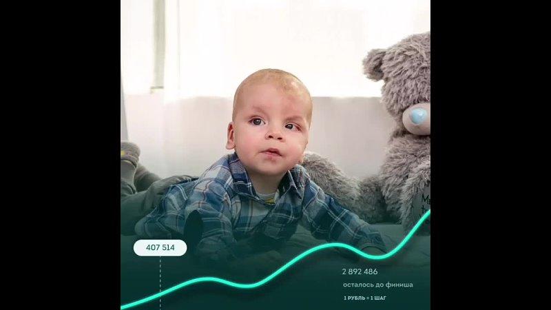 Злокачественная опухоль левого глаза Лечение начали в когда Дани было 4 недели от роду а сейчас ему 7 месяцев И лечение на г