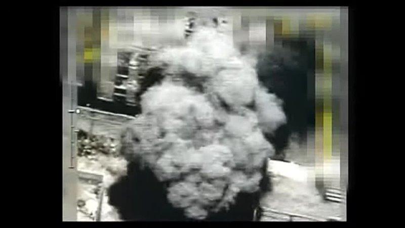 Пресс служба ЦАХАЛа опубликовала видео сегодняшнего удара по квартире служившей убежищем для боевиков