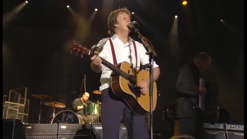 Paul McCartney - Mull Of Kintyre (Live 2009) [HD 1080]