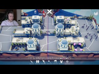 [SNAKE PLAY] ОДИН ПРОТИВ ВСЕХ - Totally Accurate Battle Simulator №6