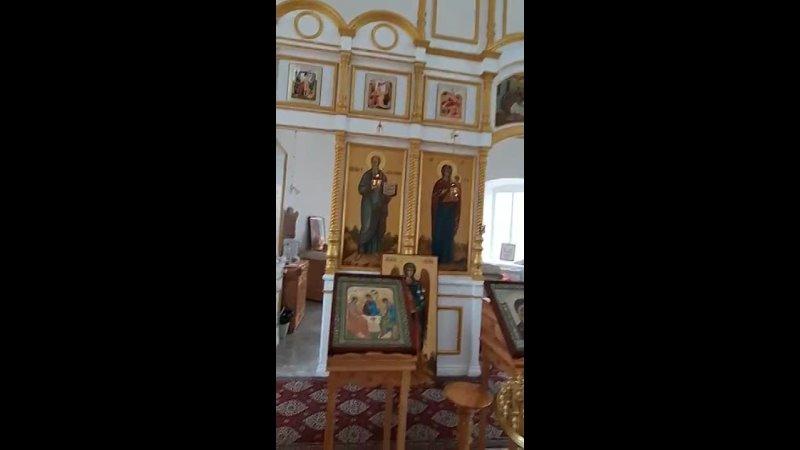 Видео от Храм Свт Иннокентия Митрополита Московского