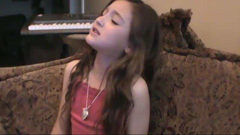 Te Acordaras De Mi Eiza Gonzalez Covered By Annika Oviedo 9 años