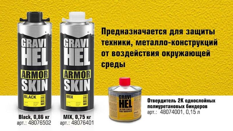 Armor Skin GRAVIHEL – защитные покрытия.mp4