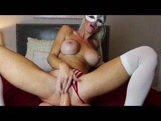 Alexa Pearl - Merry Xxxmas Bill (Big Tits Milf Dildo Rides)