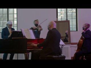 529 J. S. Bach - Trio Sonata No. 5 in C Major, BWV 529  - House of Time
