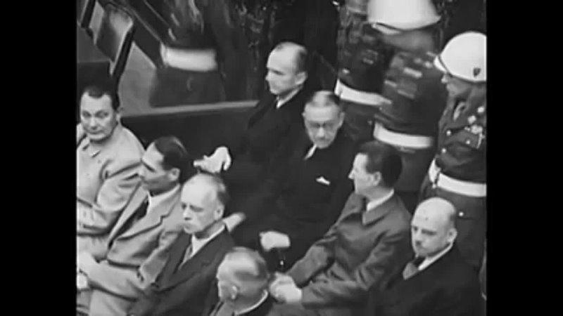 Il processo di Norimberga è stato tutto una farsa 🤚🏻🖤