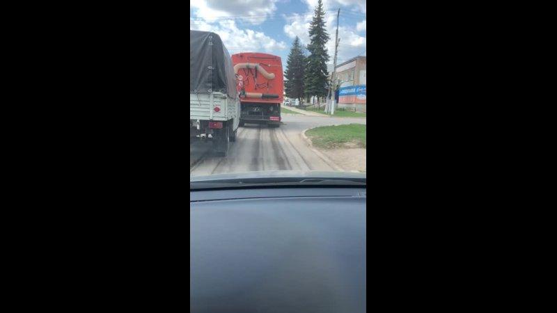 Белебей - От мытья дорог одна пыль....