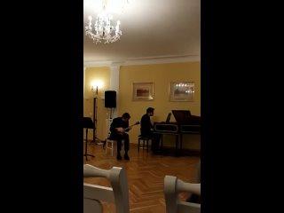 W.A. Mozart Sonata C dur K.V. 545 (3)
