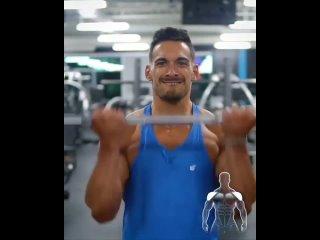 Bodybuilding Fitness workout on Instagram_ _SHOULDER KILLA ✔️✔️ Follow us _allerabodybyilders For More_ Follow us _allerabodybui