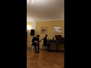 W.A. Mozart Sonata C dur K.V. 545 (1)