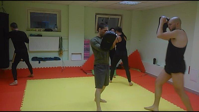тайский бокс общая группа Имамов Эмиль