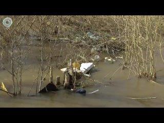 В реке Власиха города Оби найдено тело пропавшего 6-летнего мальчика. Апрель 2021