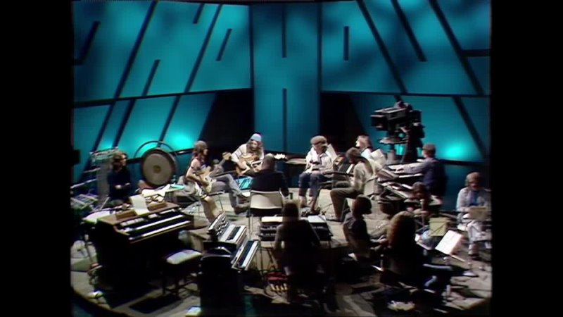 Mike Oldfield 1973 Tubular Bells Live at the BBC HQ remastered