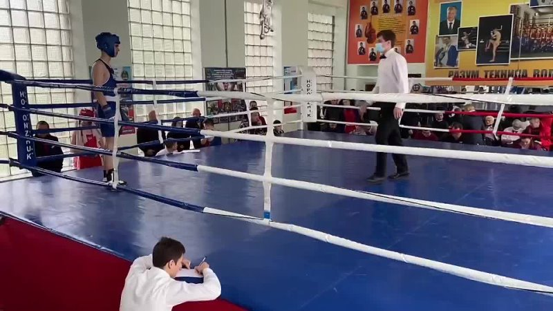 Polufinal boxing