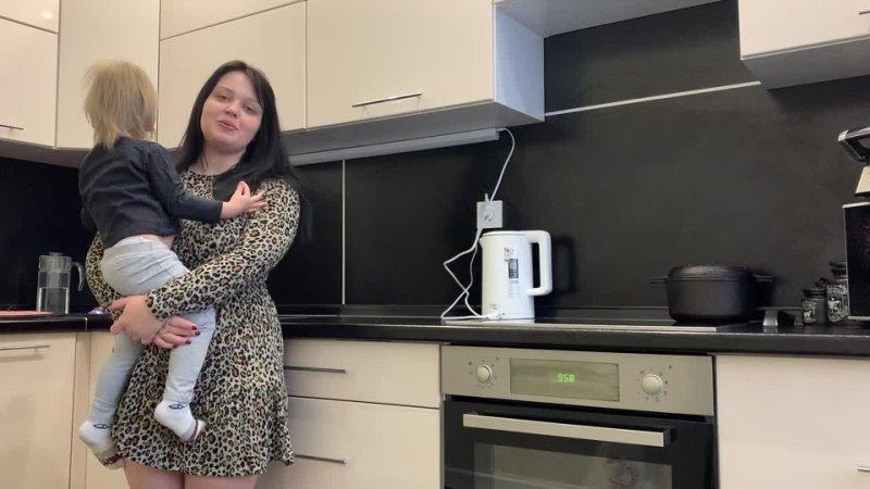 отзыв о ген уборке на кухне