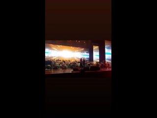 23-04-2021, Минск, Дворец Республики Тамара Гвердцители - Виват, король! (фрагмент, репетиция накануне сольного концерта)