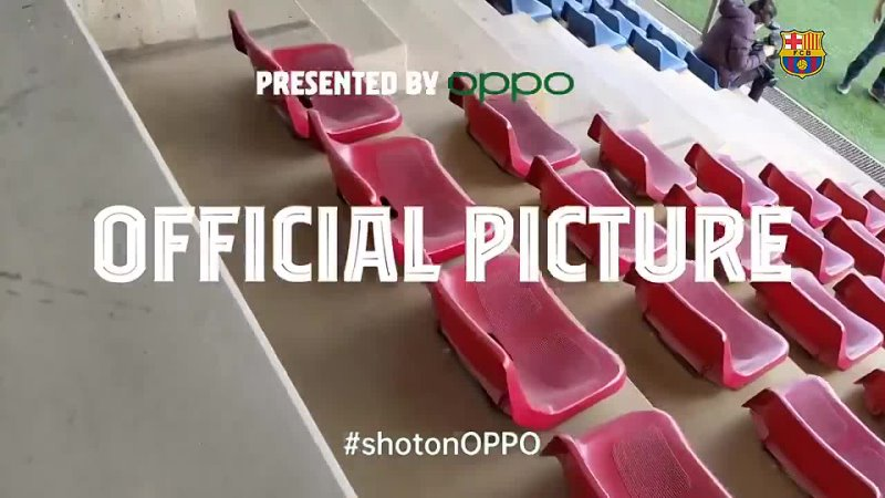 Behind the scenes look at todays official team photo session shotonOPPO @