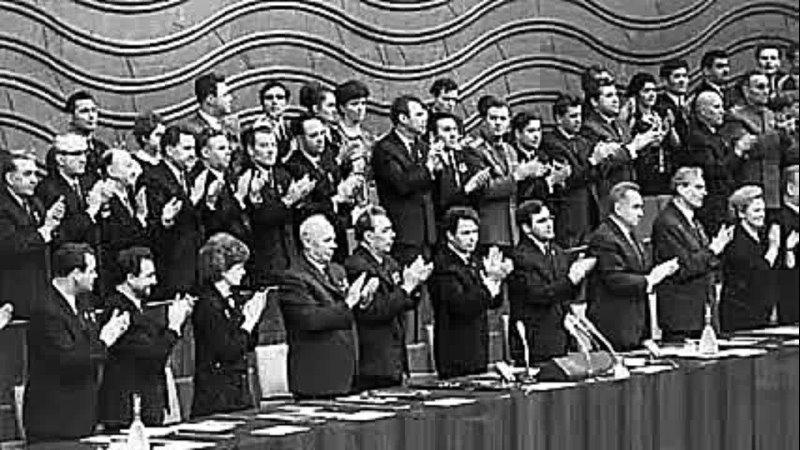 Национальности первых лиц СССР