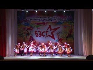 УЧАСТНИК №11 ОБРАЗЦОВЫЙ ДЕТСКИЙ КОЛЛЕКТИВ АНСАМБЛЯ НАРОДНОГО ТАНЦА ВАСИЛЁК (народ. национ. танцы России - ПРОХОДОЧКА)