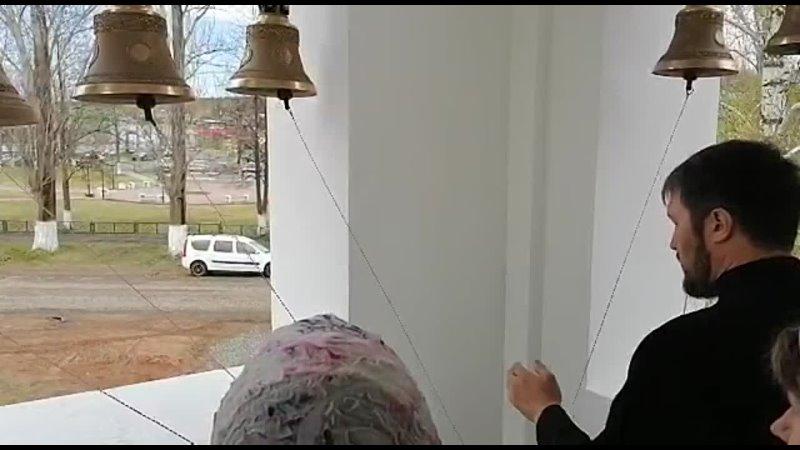 Видео от Приход храма князя Владимира с Сигаево