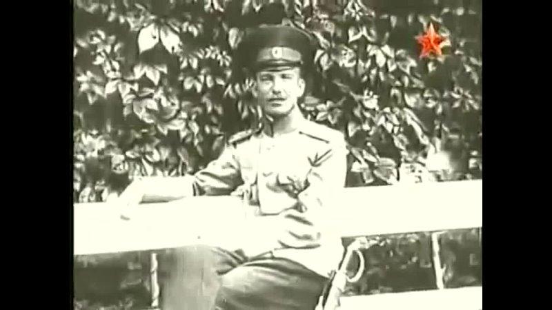 Видеокадры с живым Нестеровым Петром Николаевичем