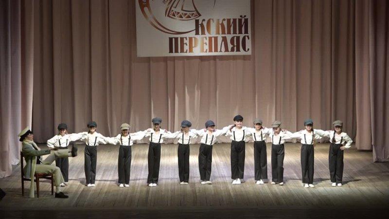 26 Остап и агентура Ансамбль эстрадного танца Ренессанс