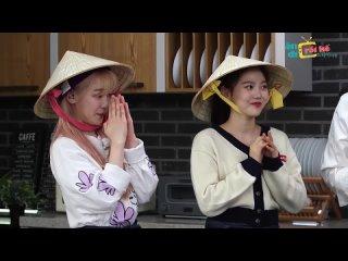 "· Show · 210411 · OH MY GIRL (Hyojung & Seunghee) · ""Delicious Drama Tour"" Ep.2 ·"
