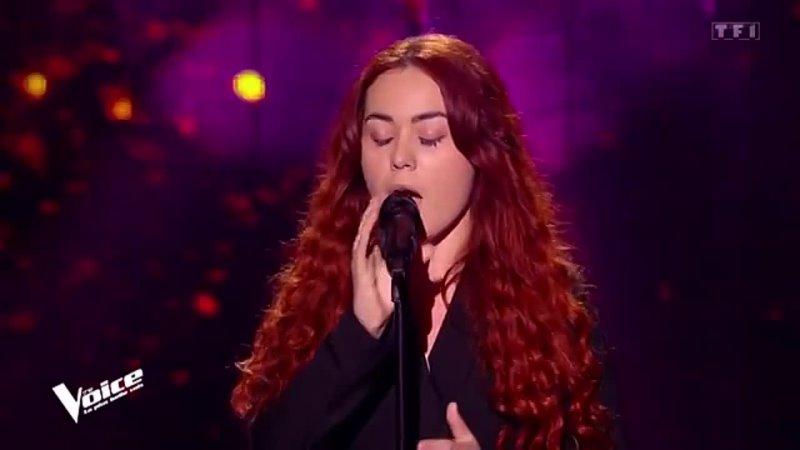 Шоу Голос Франция 2021 Джули с песней Веришь ли ты The Voice France Julie Believe