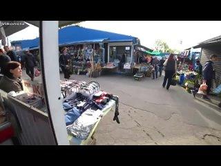 ЛЮДИ ПРУТ ТОЛПАМИ! Донецк 2021! Как там живут_ Чем торгуют на рынке Соловки! Цены! Рынок животных!