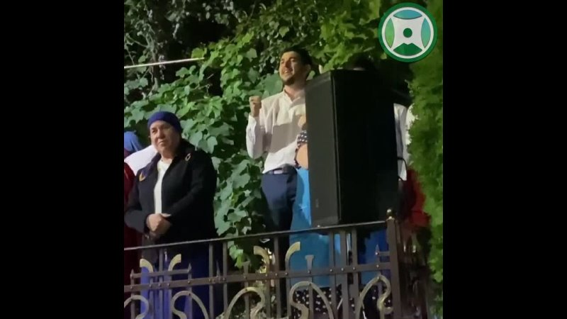 Эльдар Атмурзаев - Алан Халкъ | KARACHAI-BALKAR TV