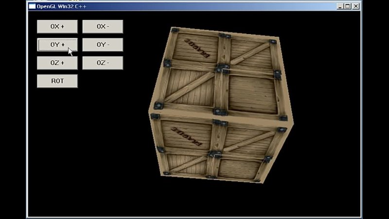 Win32 API OpenGL GLAUX