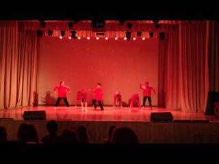 Номер Мики/группа JazzFunk Железнодорожный студия Танцы Улиц