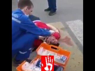 Мужчина на арендованном электросамокате попал под иномарку