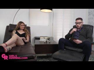 Vanessa Vega - Therapy Session [All Sex, Hardcore, Blowjob, Rimjob]