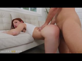 Lacy Lennon [HD 720, all sex, big tits, big ass, oil, massage, redhaired, new porn 2021]