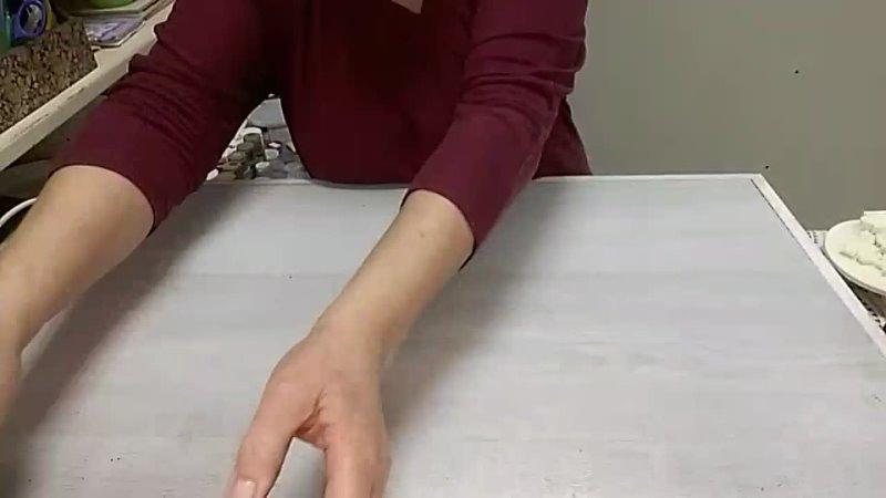 Салфетница из бобины от скотча. Вакула Галина