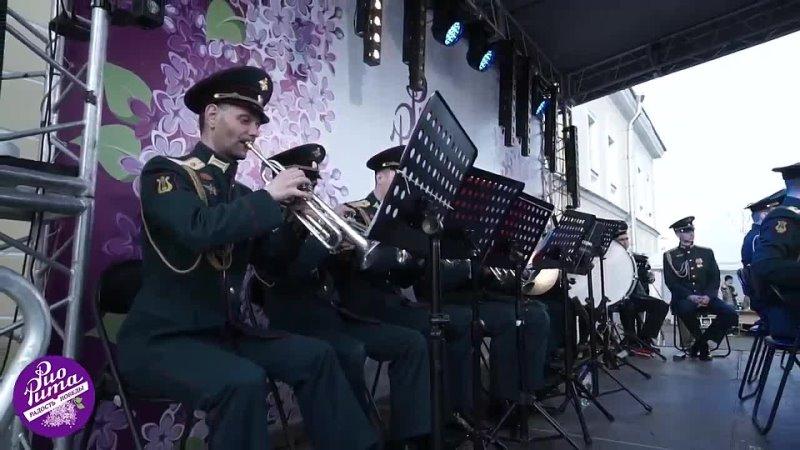 Военный оркестр МВАА Рио Рита Радость Победы 10 Вальс из кинофильма А зори здесь тихие