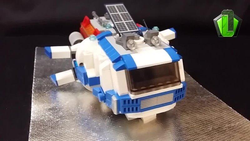 В ПОИСКАХ КОРАБЛЯ САМОДЕЛКА НА КОНКУРС LEGO